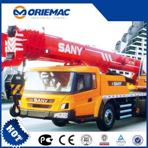 50ton Crane Truck Sany Mobile Truck Crane Stc500 Telescopic Boom Crane pictures & photos