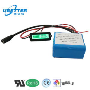 LiFePO4 Battery Pack 12.8V 7ah for E-Tools pictures & photos