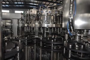 Carbonated Drink Bottling Filling Machine pictures & photos