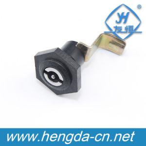 Yh1275 Enclosure Tubular Key Quarter Turn Locks Double Bit Cabinet Cam Lock pictures & photos