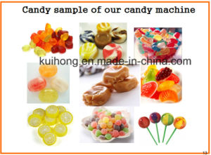 Kh Factory Use Small Candy Making Machine (150-600) pictures & photos