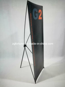 2017 New Style 180cm X Banner Stand Advertising Display Stand pictures & photos