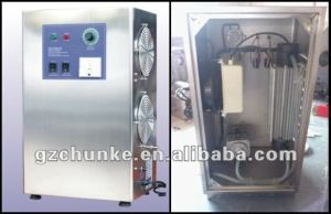 Chunke SUS304 Commercial Ozone Generator for Water Filter System pictures & photos