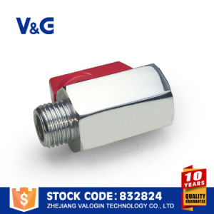 Valogin The Price Brass Mini Ball Valve Fxm pictures & photos