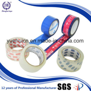 Famous Manufacturer Self Adhesive BOPP No Voice Packing Tape pictures & photos