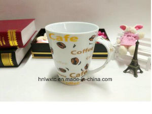 Wholesale 11oz Porcelain Coffee Mug for Women′s Day pictures & photos
