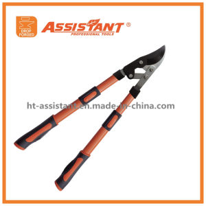 Black Teflon Coated Extendable Bypass Loppers Garden Tools pictures & photos