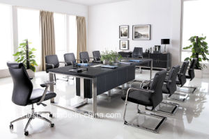 New Fashionable Conference Desk with PVC Leather (E2) pictures & photos