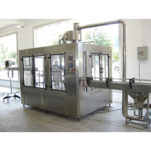 Automatic Filling Machine/Bottle Filling Machine/Small Bottle Filling and Capping Machine