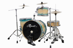 Afanti Backing Finish 4-PC Drum Set pictures & photos