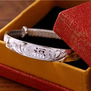 999 Silver Bracelet Lucky Girl pictures & photos