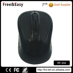 Small Brand Quality 3 Buttons Laptop 2.4G Wireless Mouse pictures & photos