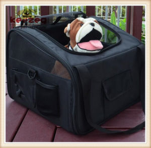 Durable Quality Dog Pet Car Booster Seat/Car Seat Cover Carrier/Pet Carrier (KDS013) pictures & photos