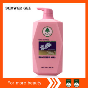 Natural Cucumber Essence Shower Gel pictures & photos
