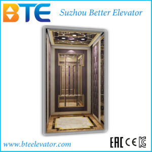 Ce Mrl Home Elevator for Residential Villa with Titanium Cabin pictures & photos