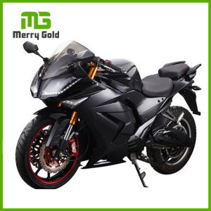 EEC Approved 6000W Adult Electric Motorcycle with 120km Range pictures & photos