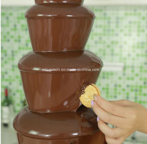 Commercial Chocolate Fountain/Mixing Machine for Chocolate pictures & photos