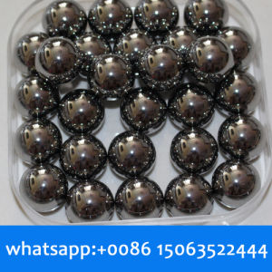 """Hige Precision Carbon Steel Ball Size 23/32"""" G100"""