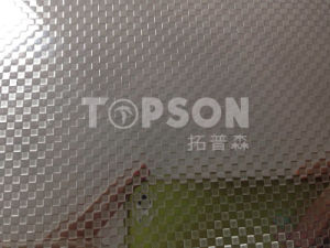 Cold Rolled Linen Color Embossed Stainless Steel Sheet for Decoration pictures & photos