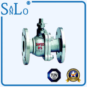 Flanged Ball Valve pictures & photos