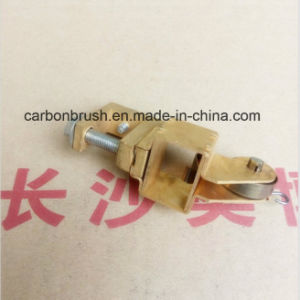 Produce Top Quality Copper Carbon Brush Holder EG224 pictures & photos