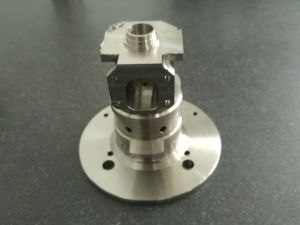 Stainless Steel Machining by Precision CNC