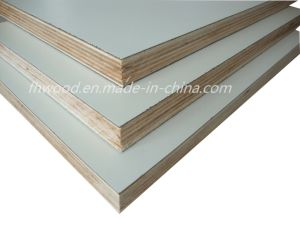 High Pressure Laminated Decorative Plywood pictures & photos