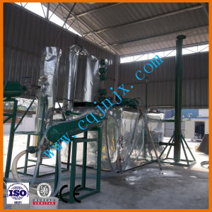 Jnc-5 Plastic Oil Distillation Regeneration Diesel Oil Machine pictures & photos