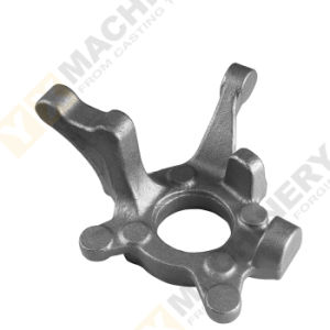 Customized Hot Drop Close Die Steel Forged Parts pictures & photos