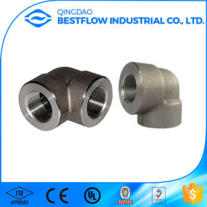 ANSI B16.11 Forged Steel Pipe Fitting pictures & photos