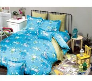 100% Cotton Pigment Print Children Bedding 121120 pictures & photos