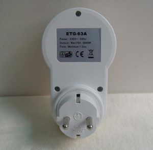 Plug-in Programmable Timer Switch Socket with Clock Summer Time Random Function New Arrival pictures & photos