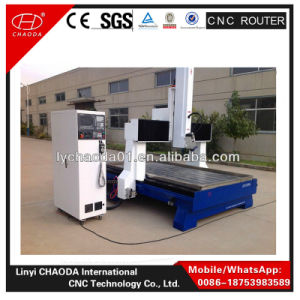 Hot Sale 4 Axis Ceramics Tile Copper CNC Carving Machine Price pictures & photos