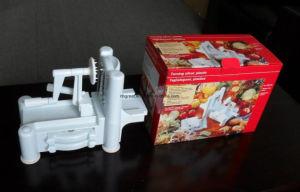 Tri-Blade Turning Spiral Slicer 3 in 1 Tri-Blade Spiralizer pictures & photos