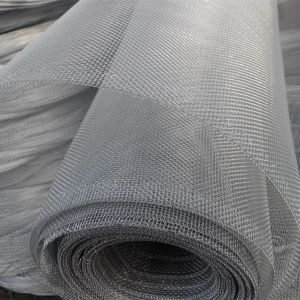 Aluminum Alloy Wire Mesh/Ss Finished Aluminum Wire Mesh pictures & photos
