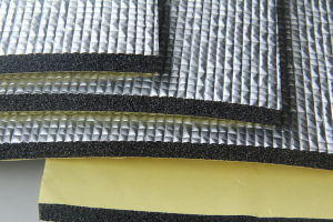 Fireproof XPE Foam Insulation/Flame Retardant XPE Foam/PE Foam Insulation Material pictures & photos