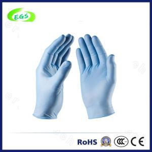 Medical Disposable Examination Bulk Nitrile Gloves pictures & photos