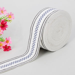100% Polyester Mattress Tape, Mattress Edge Binding Tape pictures & photos