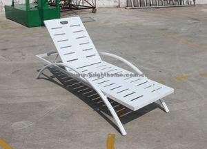 Aluminum Beach Chair Sunbed pictures & photos