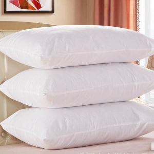 Luxury White Goose Down Hotel Pillow in Cheap Price pictures & photos