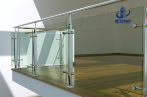 Stainless Steel Glass Balustrade for Balcony pictures & photos