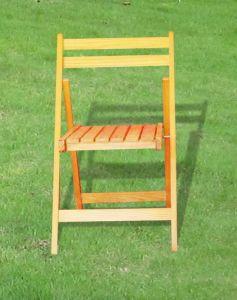 Outdoor Wooden Folding Garden Backrest Chair pictures & photos