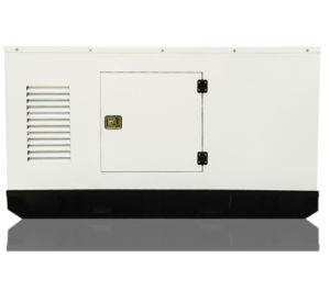 50Hz 34kVA Soundproof Diesel Generating Set Powered by Chinese Engine (DG34KSE) pictures & photos