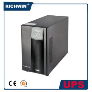 2kVA Pure Sine Wave Online UPS Power Supply with Battery pictures & photos