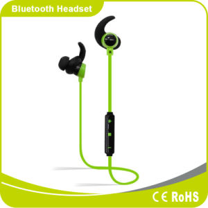 Promotion Bluetooth 4.1 32 Ohm Dual Track Bluetooth Earphone pictures & photos
