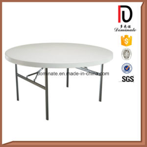 Hot Sale Cheap Price Plastic Outdoor Folding Picnic Table (BRP109) pictures & photos