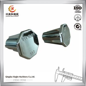 Zamak Die Casting Zinc Die Casting Parts with Chrome Finish pictures & photos
