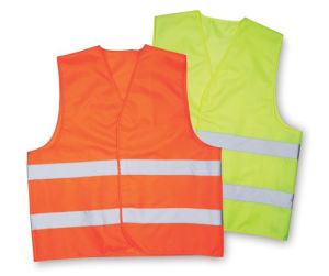 Reflective Safety Vest (Orange) pictures & photos