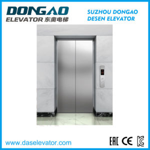 Gearless Energy Saving Small Machine Room Passenger Hospital Elevator pictures & photos