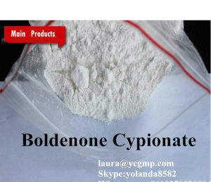 Anti Aging Weight Loss Steroids Boldenone Cypionate CAS 106505-90-2 pictures & photos
